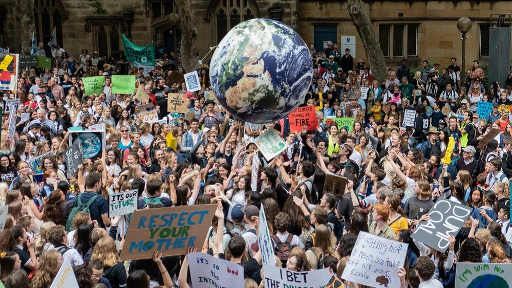 Frontiers in Communication; US climate marches increased optimism about people's ability to work together to address climate change, according to a survey of bystanders